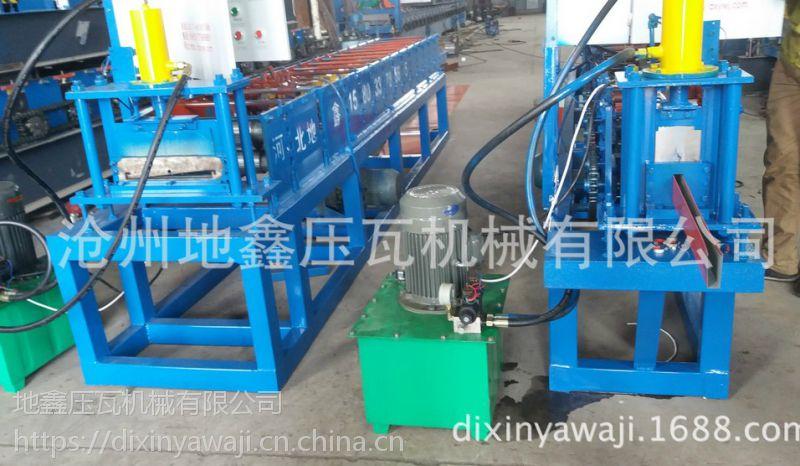 彩钢瓦设备直销275围挡板设备地鑫机械