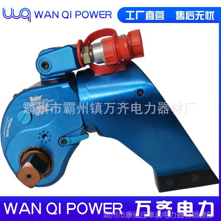 专业经销 8MXTA驱动型液压扭矩扳手 钛合金大功率便携式液压扳手