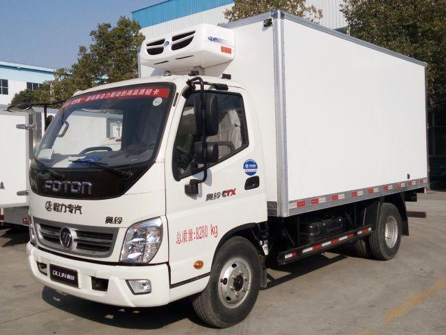 解放J6冷藏车销售点
