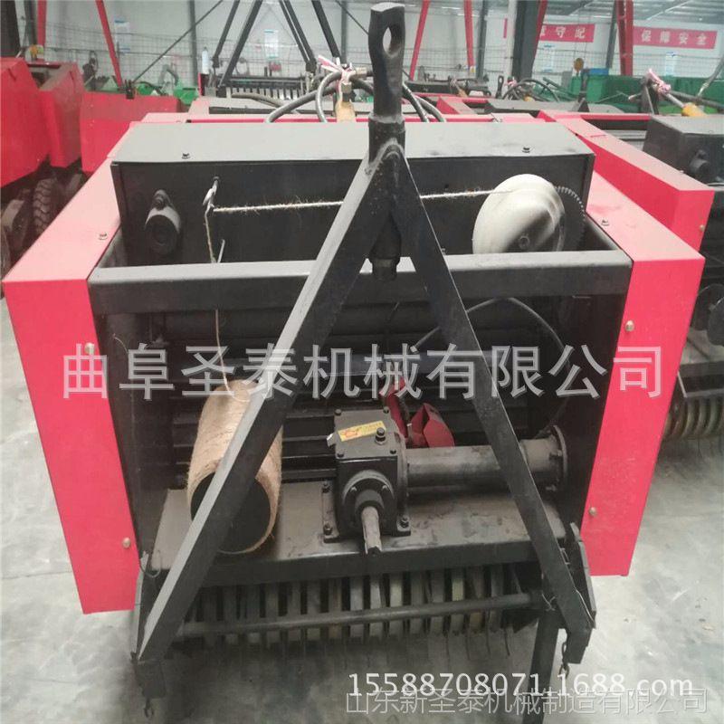 秸秆捡拾打捆机厂家 大型水稻打包打捆机 简单易操作的打捆机