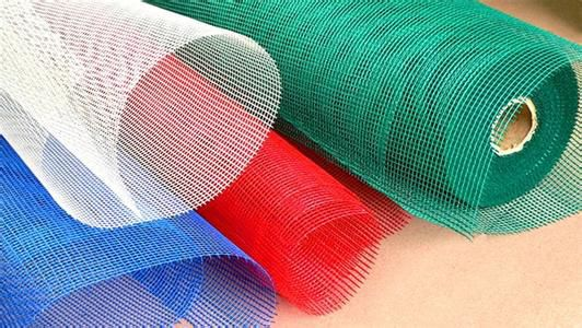 江硕塑料窗纱