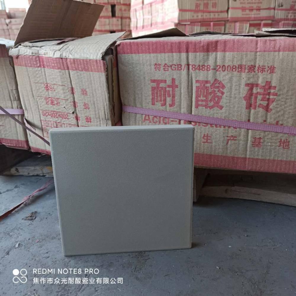众光全心做好每块污染不低于UB级耐酸砖 让质量精益求精 耐酸砖规格价格