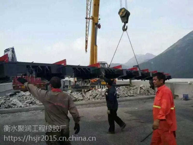内蒙古磴口县公路桥梁伸缩装置质检严格合格才出厂