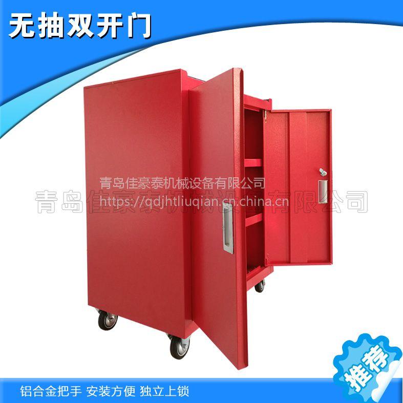 沂水县工具橱价格 冷轧钢板工具车坚固耐用 车间仓库存放车