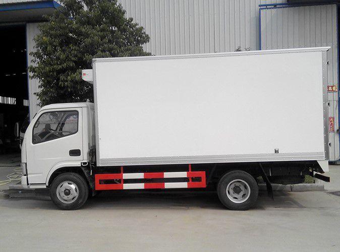 4米2东风小多利卡冷藏车厢式冷藏车厂家直销排量3.5L