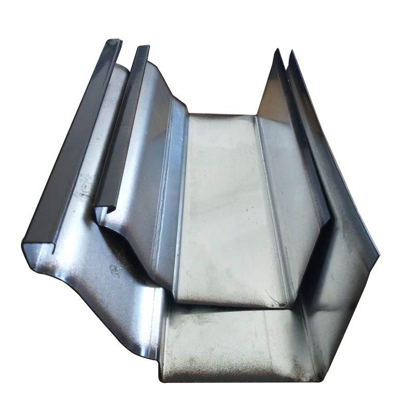 江苏南京彩铝落水系统,别墅加厚落水管,铝合金雨水槽排水系统