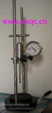 中西葡萄酒压力测定仪 型号:CS30/PTJ-YY库号:M331830