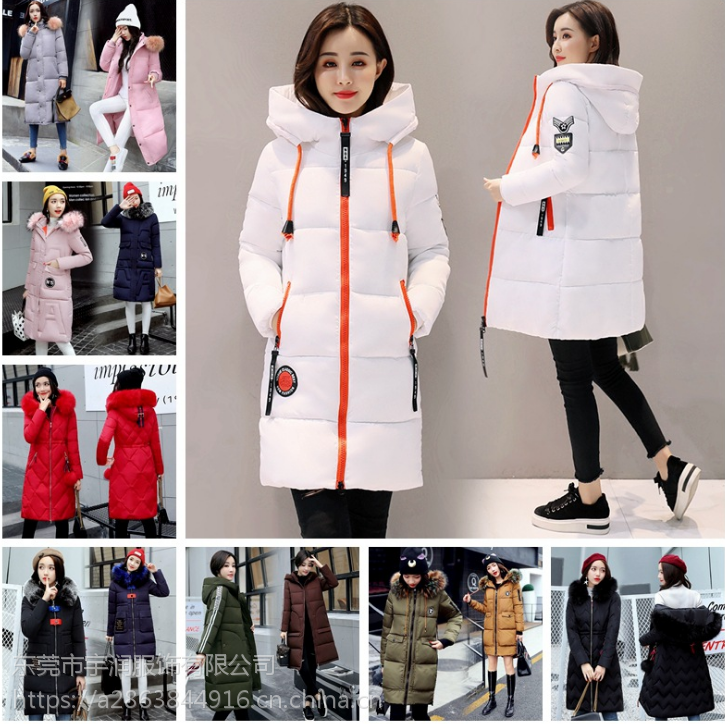 便宜女士羽绒服韩版棉衣时尚女士羽绒外套特价清仓10元亏本清货处理