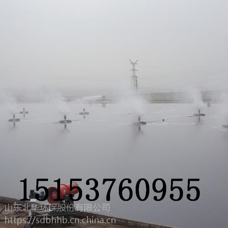 山东风清阳泉工业工厂污水处理成套设备机械雾化蒸发塘 专利生产