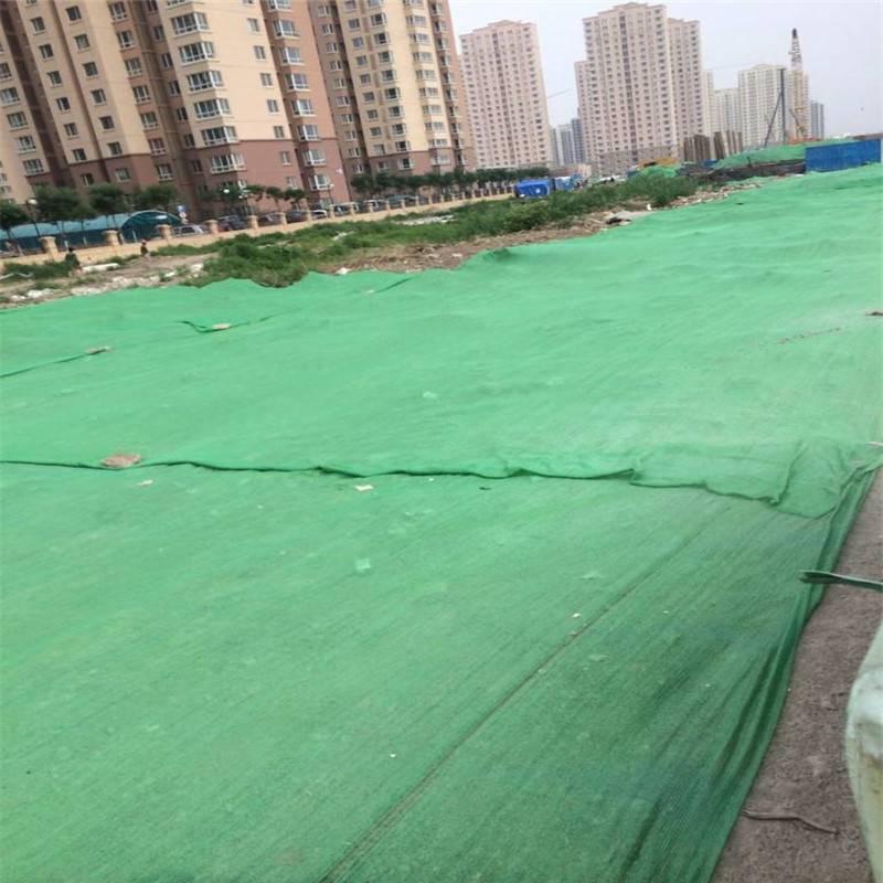 两针盖土网批发 生产绿色盖土网 防尘网多少钱一平