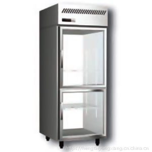 Panasonic/松下二门展示柜 BR-781CP 两门冷藏玻璃门柜 高身高温冷藏柜