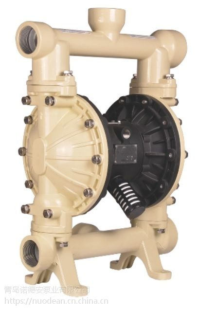 "QBY3-50&QBY3-65 2""和2-1/2""铝合金气动双隔膜泵"