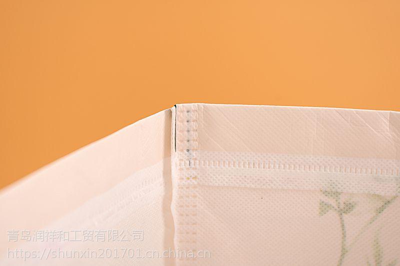 义乌无纺布手提袋强化使用环保无毒出口品质价格低