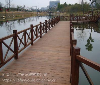 走廊架|景观木桥|户外木地板