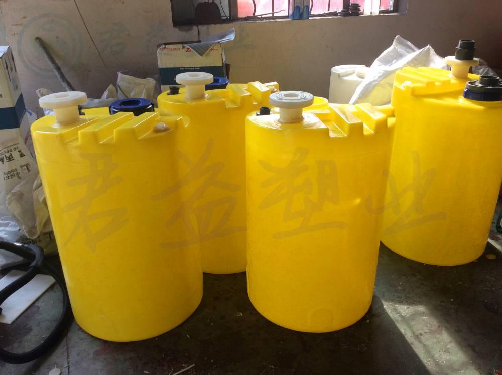 300L加药搅拌桶 耐酸碱300L升药剂搅拌罐