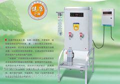 裕豪 西安直销不锈钢外壳电开水器防阻水垢器 健康安全