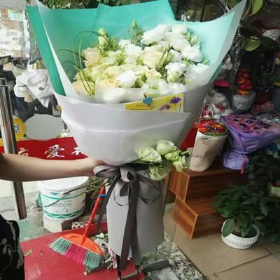 星光大道花店装饰结婚花车星光大道订开张花篮15296564995江南区星光大道送鲜花