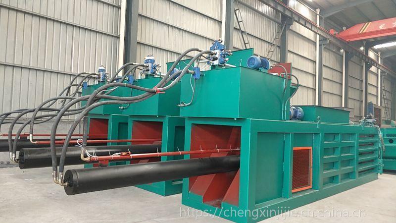 河南郑州宝泰机械多功能自动废纸打包机转让厂家价格