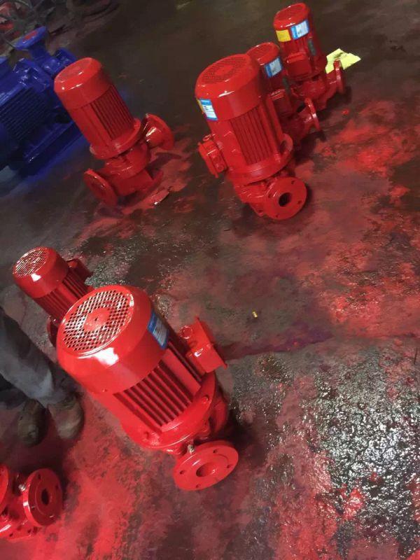 哪里有生产销售XBD10/65G-L喷淋泵,消火栓泵控制柜,潜水消防泵安装图集