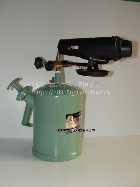 中西 柴油喷灯 型号:ZX7M-3.5L 库号:M379368
