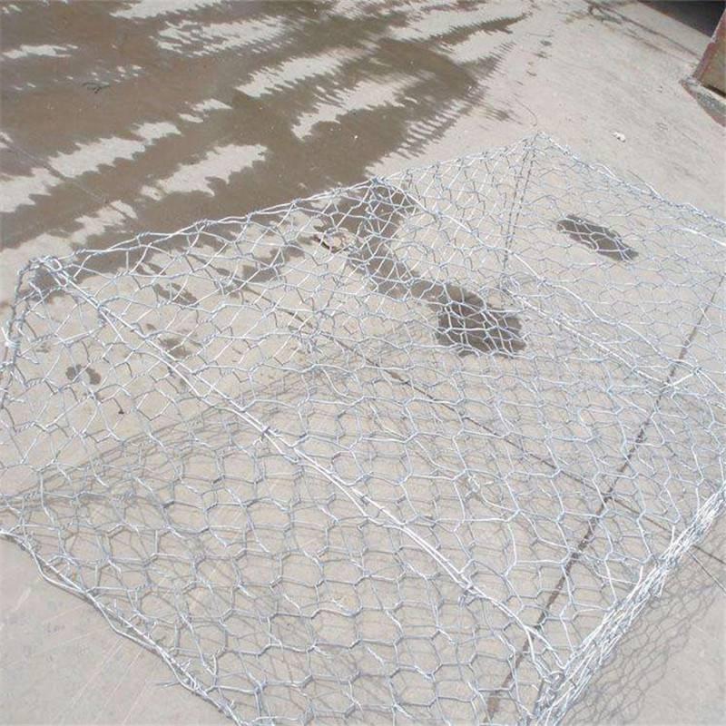 石笼网挡土墙 石笼网的用途 生态格宾网