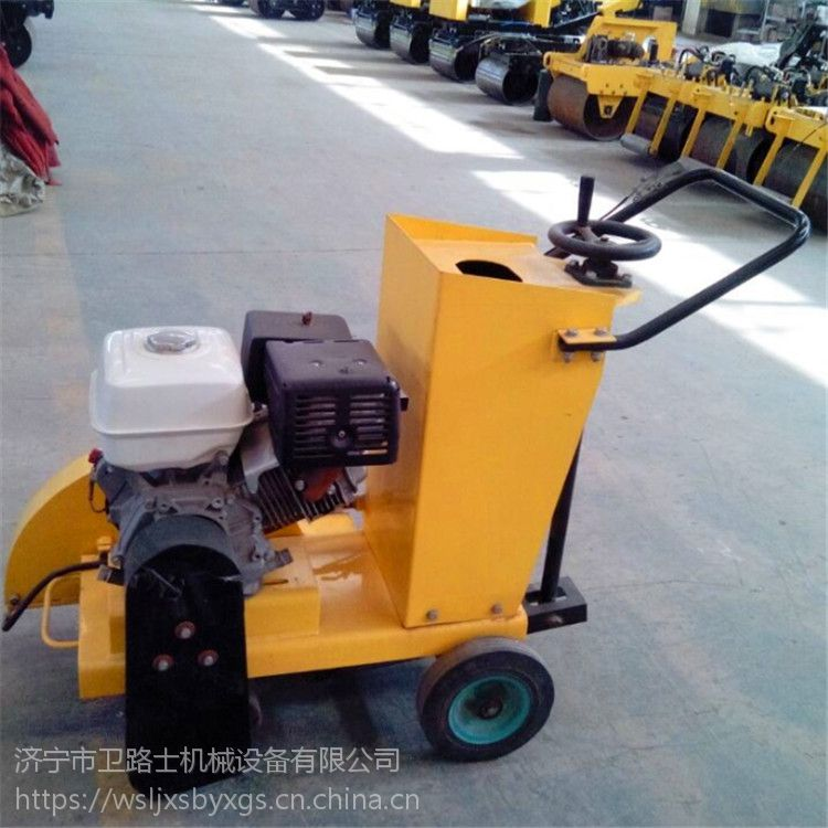 江苏地区厂家直供路面切割机 道路切缝机 混凝土水泥路切缝机