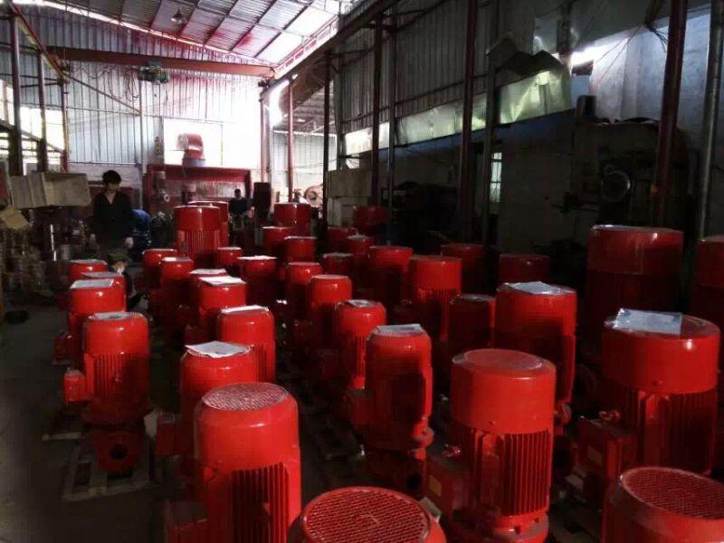 哪里有生产销售XBD9/65G-L喷淋泵,消火栓泵控制柜,立式消防泵型号