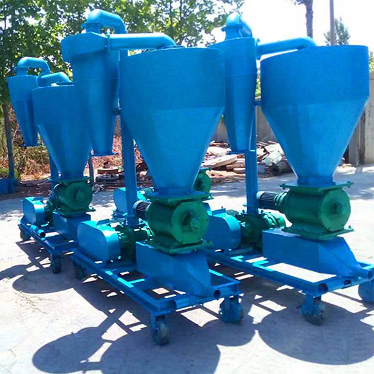 [都用]玉米装车气力吸粮机 10吨锯末吸粮机 长距离气力输送机