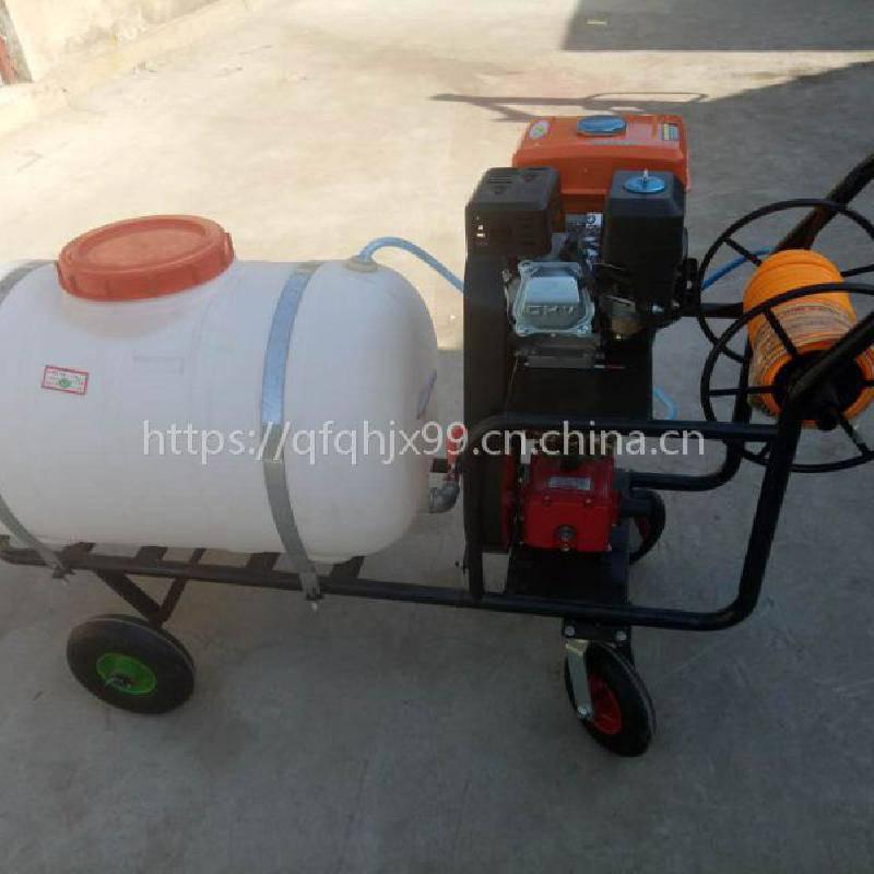 高压喷雾器 新疆自走式打药机 园林绿化大容量喷雾器批发
