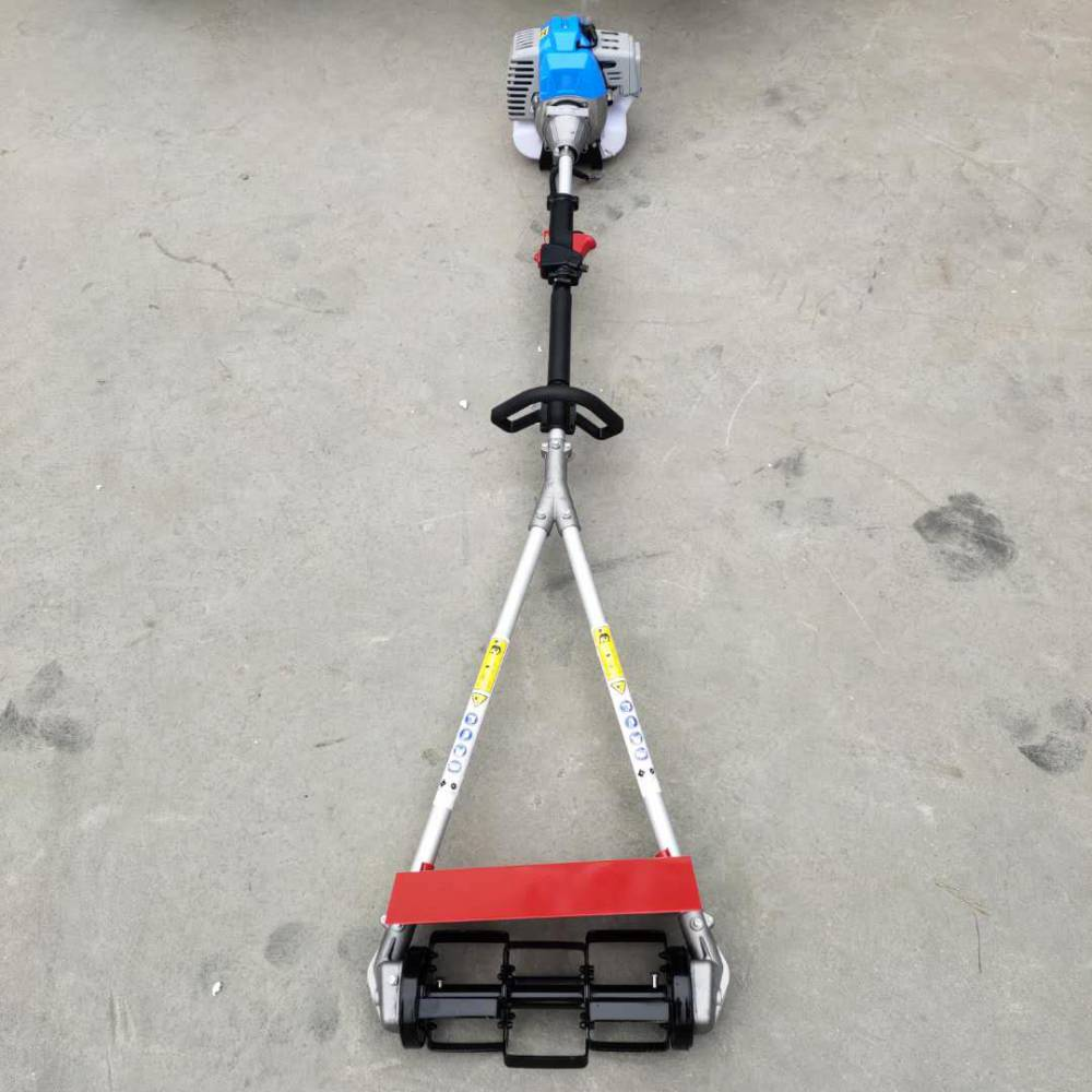 新款割草机 多功能除草锄地机 背负式除草机厂家