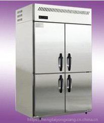 松下/Panasonic四门双机双温冰箱 SRF-1281NCC2 四门双温冰箱 直冷