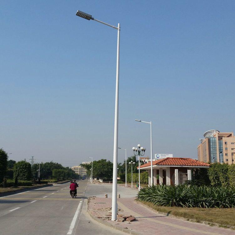 海南广场高杆灯灯杆 led路灯灯杆 15m25m高杆灯 球场高杆灯灯杆定制