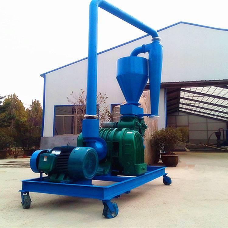 [都用]粉煤灰气力输送机 55吨玉米装车吸粮机 大型气力输送机