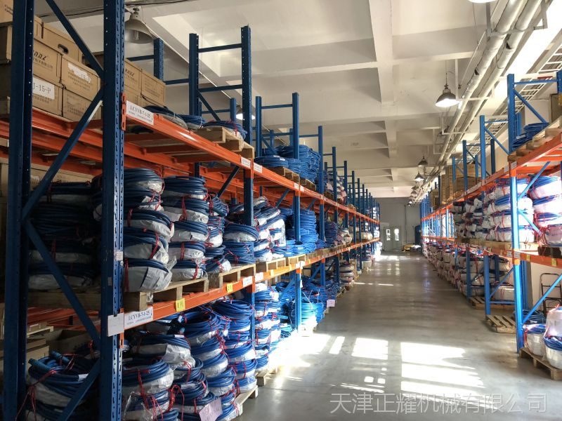 供应,储备仓库货架手动7156型轨道驶入式货架系统正耀机械