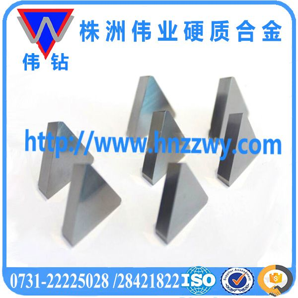 钨钢硬质合金三角机夹铣刀片X3130511