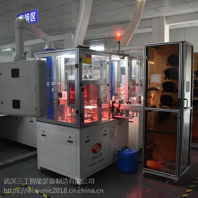 江苏太阳能电池组件生产线|智能光伏电池组件生产线价格