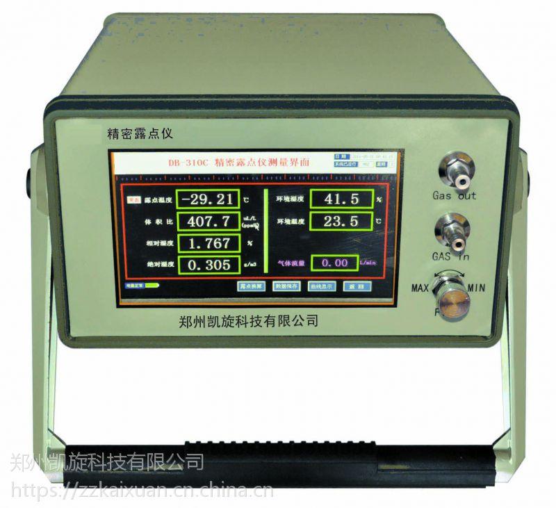 郑州凯旋DB-611D 便携发电机内冷水氢气纯度分析仪