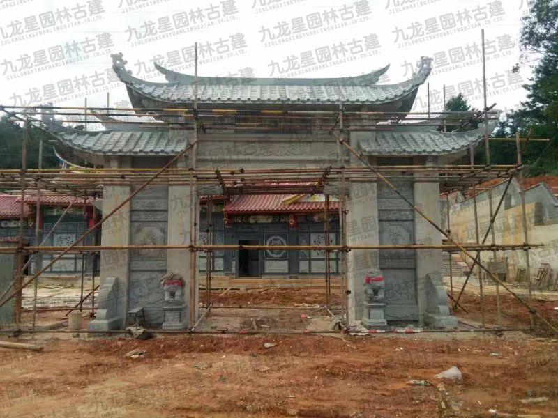 惠安石雕牌坊最新设计价格 安装过程