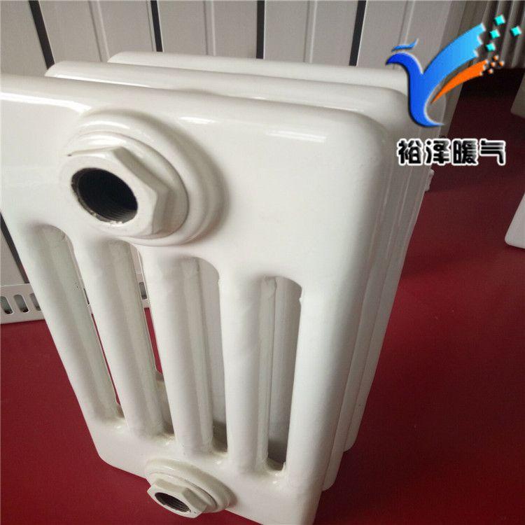 厂房水暖钢制圆管柱型五柱散热器厂家生产暖气片