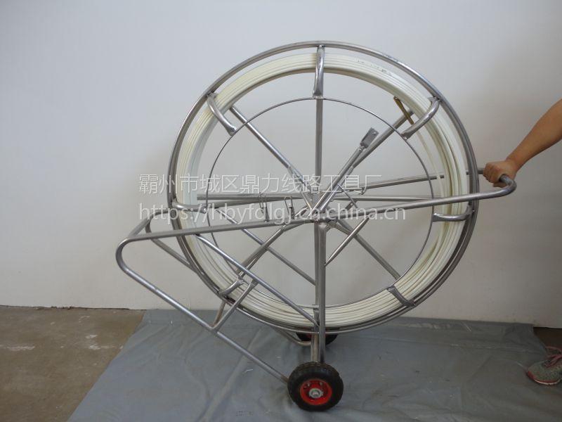 玻璃钢穿线器 电工穿孔器 墙壁管道通管器 引线器 鼎力工具