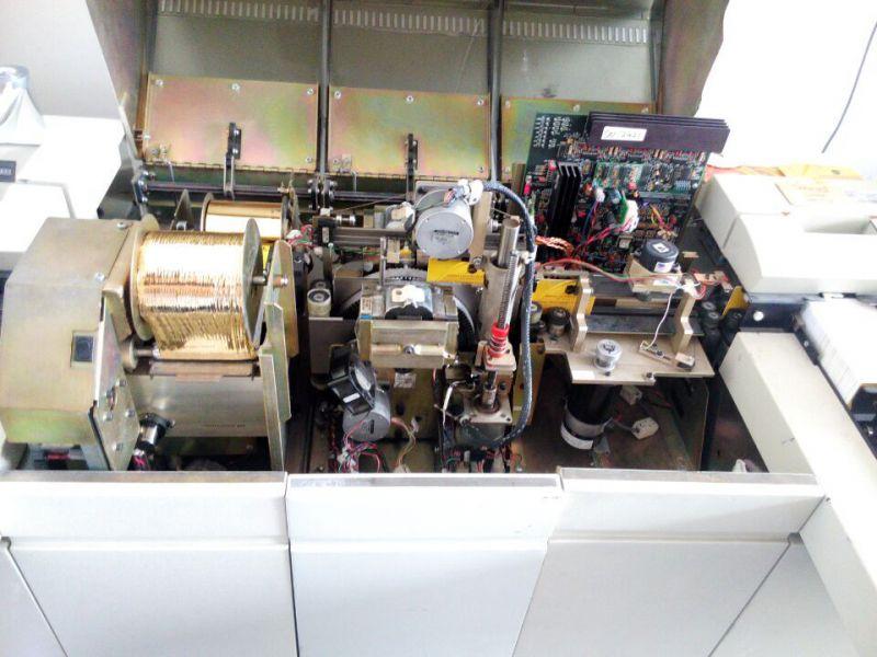 广州八易凸字证卡打印机 DATACART 7000凸码机
