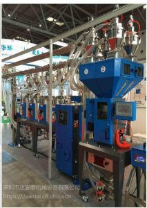 中央供料系统 专业真空输送工程 真空供料系统