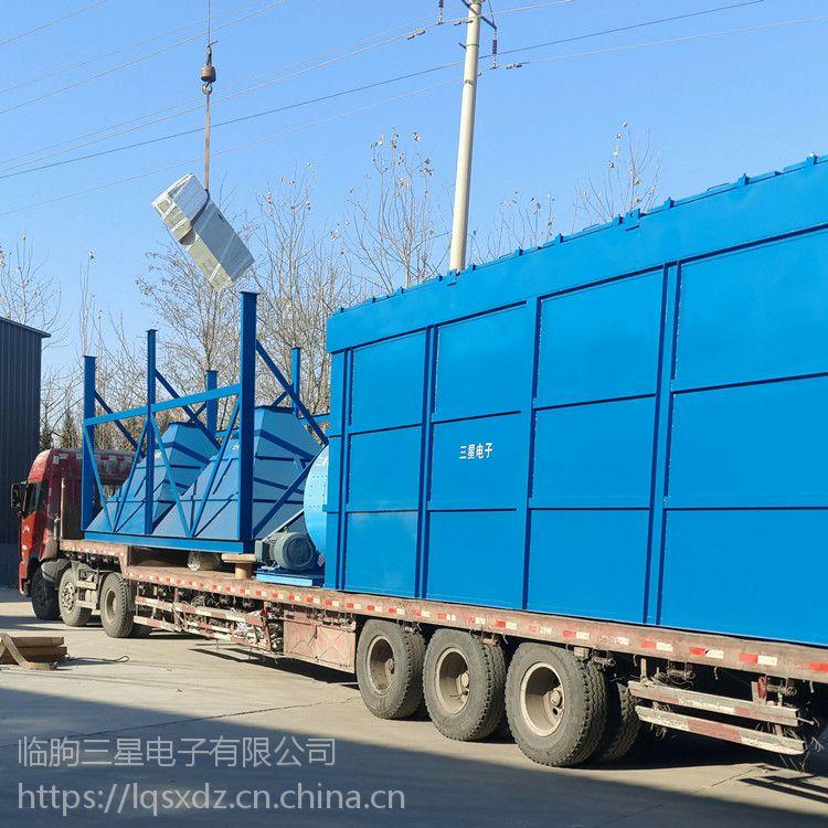 LQM64-4脉冲袋式除尘器分箱式除尘器