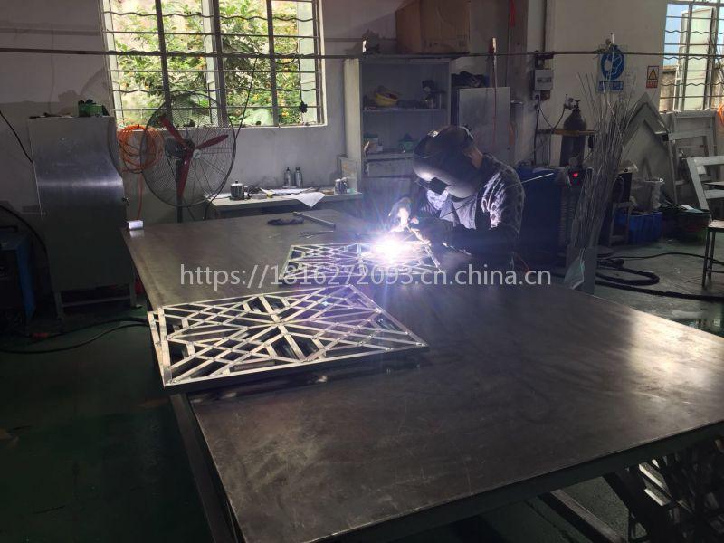 铜陵铝花格质量好 耐用