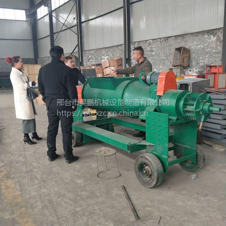 河北小型甩浆机 ——管道内壁甩浆机——昊鹏机械制造