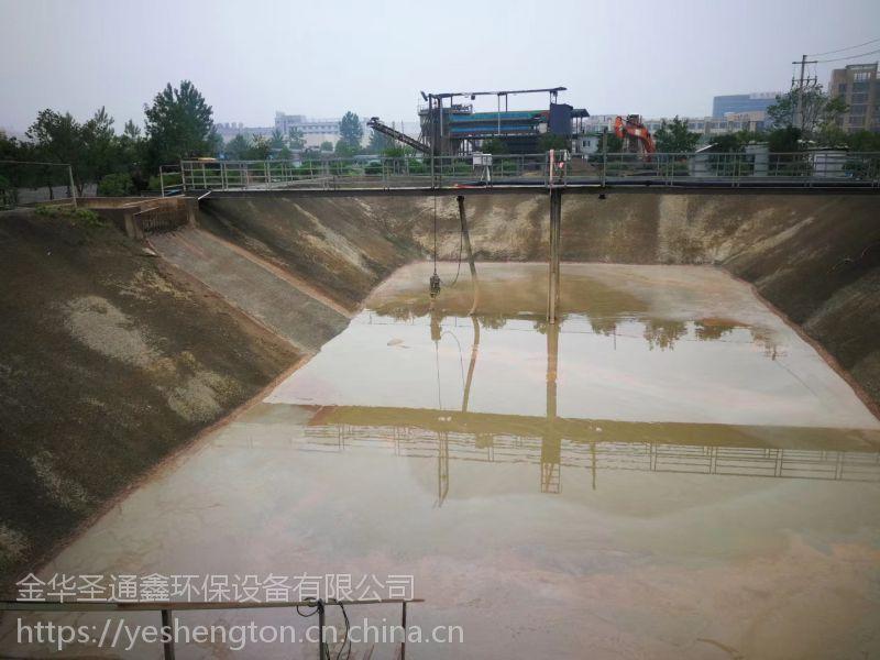 煤矿泥浆集中处理设备沙石料厂泥浆水处理机械案列有哪些
