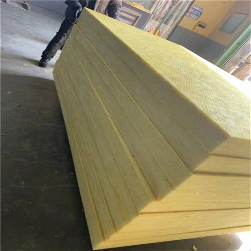 厂家加工屋顶玻璃棉卷毡 防火外墙保温玻璃棉质量好