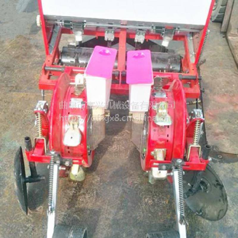 娃娃菜播种施肥机 水稻悬浮式播种机 菠菜地精播机