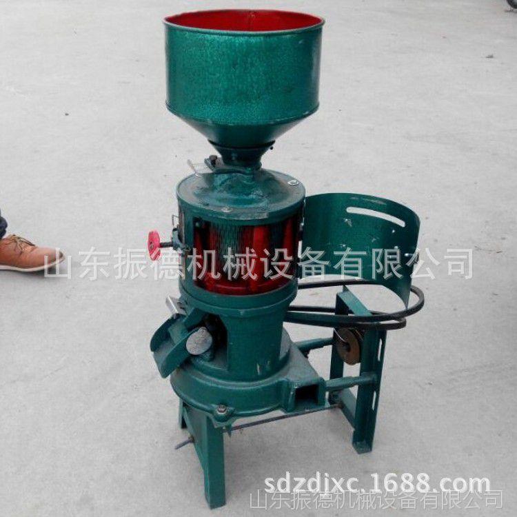 组合全自动碾米机 家用脱皮碾米机 振德直销  高品质碾米机