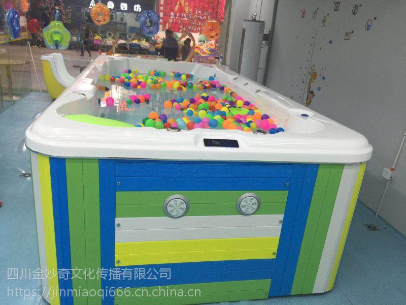 重庆婴儿游泳馆加盟金妙奇婴儿游泳设备从规划到售后一站式